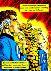 Verso de Marvel Treasury Edition (Marvel Comics - 1974) -2- Issue # 2
