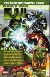 Verso de Spider-Man (Marvel France 2e série - 2000) -98- Le prédateur et la proie