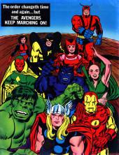 Verso de Marvel Treasury Edition (Marvel Comics - 1974) -7- Issue # 7