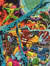 Verso de Marvel Treasury Edition (Marvel Comics - 1974) -10- The Hammer and the Holocaust!