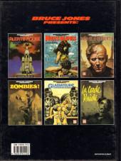 Verso de Bruce Jones présente -7- Androïdes