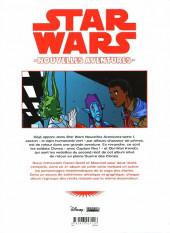 Verso de Star Wars - Nouvelles aventures -4- Tome 4