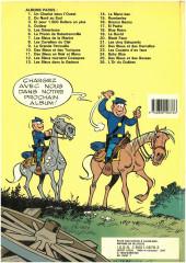 Verso de Les tuniques Bleues -19b1987- Le David