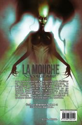 Verso de La mouche - L'Épidémie - La Mouche (L'Epidémie)