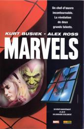 Verso de Spider-Man (Marvel France 2e série - 2000) -59Col- Dans la peau du lézard