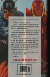 Verso de Tales of Suspense Vol. 2 (Marvel Comics - 1995) -1- Men and Machines