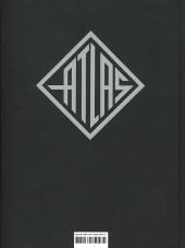 Verso de Le dernier Atlas -2TL- Tome 2