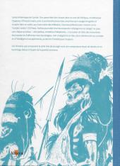Verso de Tout Pratt (collection Altaya) -33- Ann de la Jungle