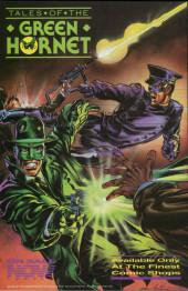 Verso de Kato of the Green Hornet II (NOW Comics - 1992) -1- Issue # 1