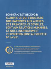 Verso de Donner c'est recevoir - La Mécanique du don