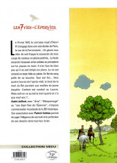 Verso de Les 7 Vies de l'Épervier -5c02- Le maître des oiseaux