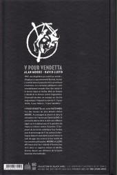 Verso de V pour Vendetta -INTc2020- Intégrale