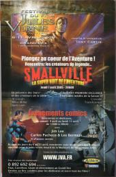 Verso de Spider-Man (Marvel France 2e série - 2000) -63Col- Passé recomposé