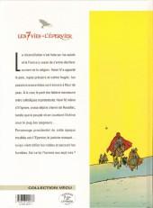 Verso de Les 7 Vies de l'Épervier -2c2003- Le temps des chiens