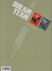 Verso de Machines de guerre -3- Dream Team