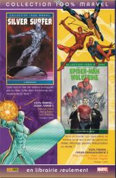 Verso de Spider-Man (Marvel France 2e série - 2000) -64Col- Métamorphose