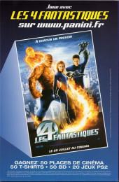 Verso de Spider-Man (Marvel France 2e série - 2000) -65Col- Crache ton venin