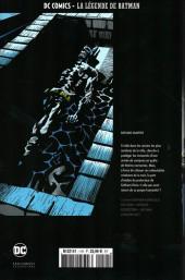 Verso de DC Comics - La légende de Batman -HS11- Batman vampire