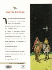 Verso de Les 7 Vies de l'Épervier -6b2004- La part du diable