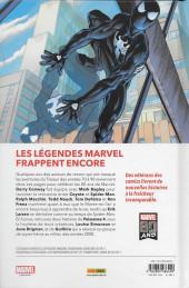 Verso de Legends of Marvel - Spider-Man