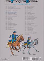 Verso de Les tuniques Bleues - La Collection (Hachette, 2e série) -408- Les cavaliers du ciel