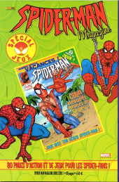 Verso de Spider-Man (Marvel France 2e série - 2000) -43- A la vie, à la mort