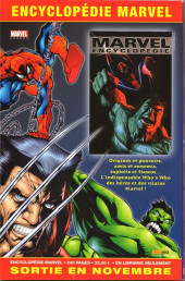 Verso de Spider-Man (Marvel France 2e série - 2000) -46- Tandem