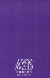 Verso de Axis Alpha (1994) -1- Axis Alpha 1