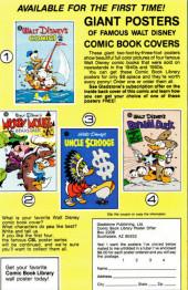 Verso de Uncle $crooge (3) (Gladstone - 1986) -210- Issue # 210