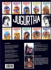 Verso de Jugurtha -10- Makounda
