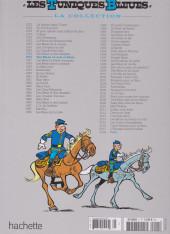 Verso de Les tuniques Bleues - La Collection (Hachette, 2e série) -511- Des bleus en noir et blanc