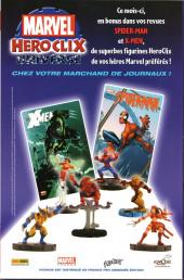 Verso de Spider-Man (Marvel France 2e série - 2000) -56- Compte à rebours (2)