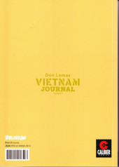 Verso de Vietnam journal -2- Volume 2