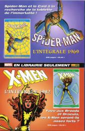 Verso de Spider-Man (Marvel France 2e série - 2000) -57- Le cobaye