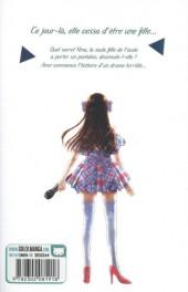 Verso de Sayonara Miniskirt -1- Tome 1