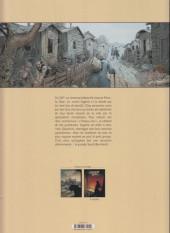 Verso de L'oiseau Rare -1- Eugénie