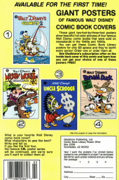 Verso de Uncle $crooge (3) (Gladstone - 1986) -214- Issue # 214