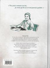 Verso de Simone Veil ou la force d'une femme - La force d'une femme