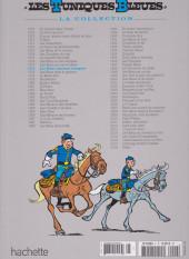 Verso de Les tuniques Bleues - La Collection (Hachette, 2e série) -612- Les bleus tournent cosaques