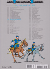 Verso de Les tuniques Bleues - La Collection (Hachette, 2e série) -713- Les bleus dans la gadoue