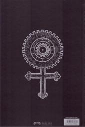 Verso de Lady Mechanika -INT2a19- Cycle 2