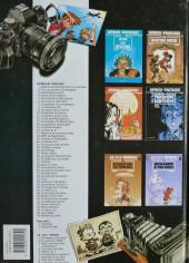 Verso de Spirou et Fantasio -45a2001- Luna fatale