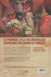 Verso de Conan le Barbare (Panini/Marvel - 2019) -2- Les Enfants de la Grande Mort rouge