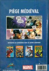 Verso de Avengers (Presses aventure) -3- Piège médiéval