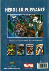Verso de Avengers (Presses aventure) -6- Héros en puissance