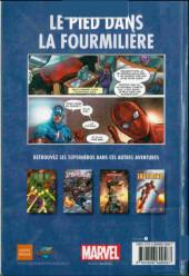Verso de Avengers (Presses aventure) -7- Le pied dans la fourmilière