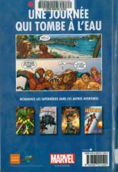 Verso de Avengers (Presses aventure) -8- Une journée qui tombe à l'eau