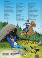 Verso de Les tuniques Bleues -57Été20- Colorado story
