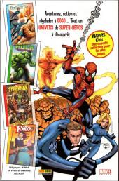 Verso de Spider-Man (Marvel France 2e série - 2000) -67Col- Un garçon en or (2)