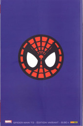 Verso de Spider-Man (Marvel France 2e série - 2000) -73TL1- Un américain pur jus (1)